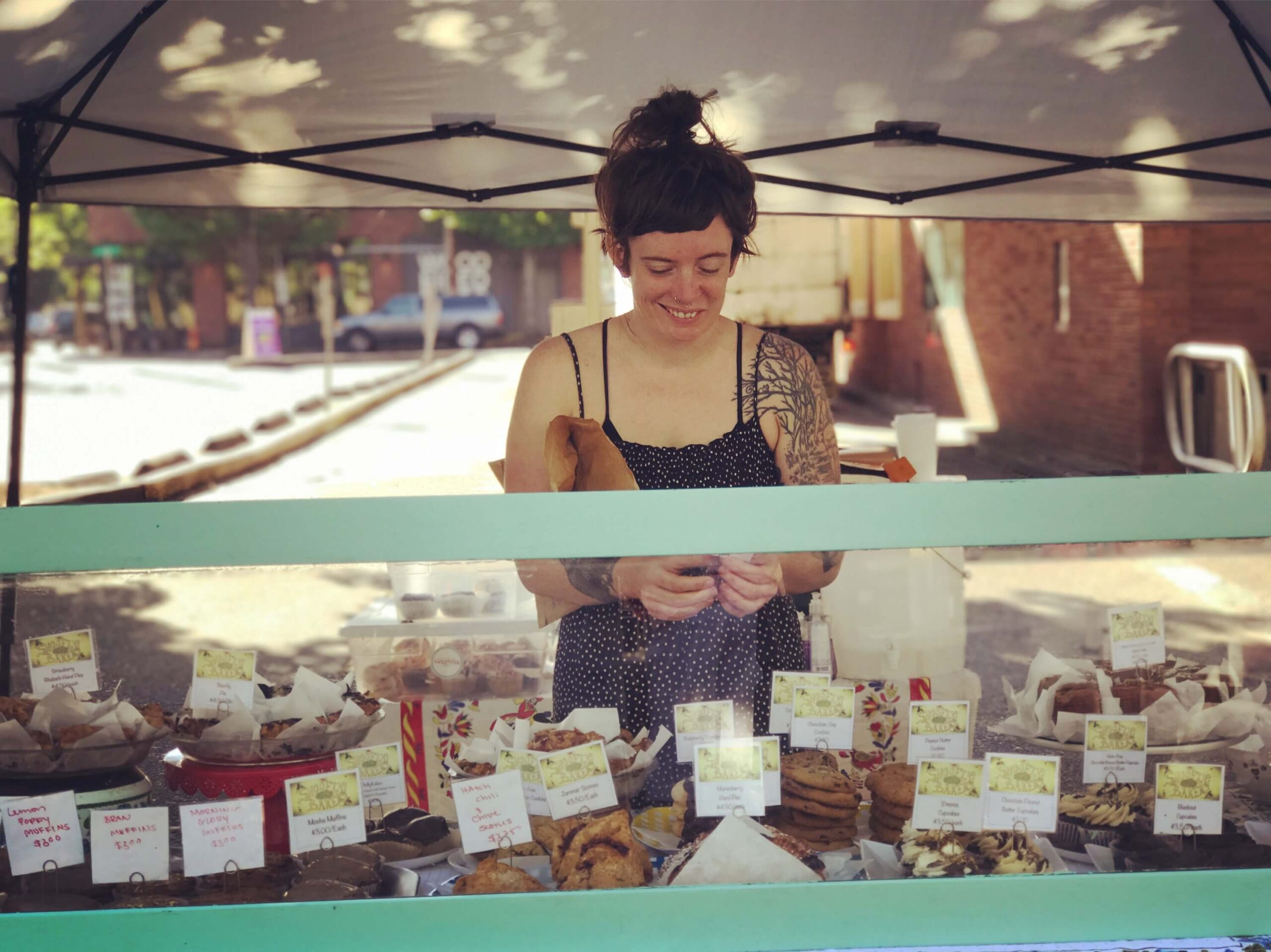 Shannon Levens | Owner of Shoofly Vegan Bakery