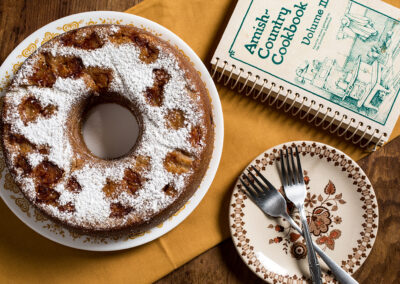 Vegan Breakfast cakes oregon